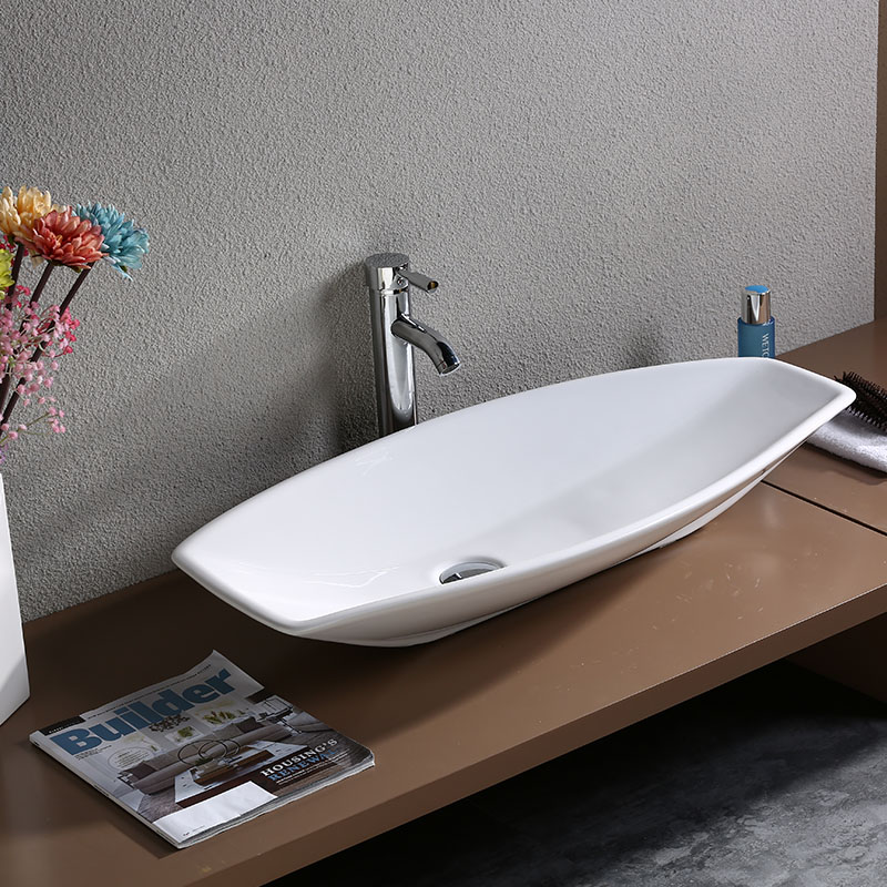 8 ways to make living together a breeze  -  double sink wall hung vanity unit
