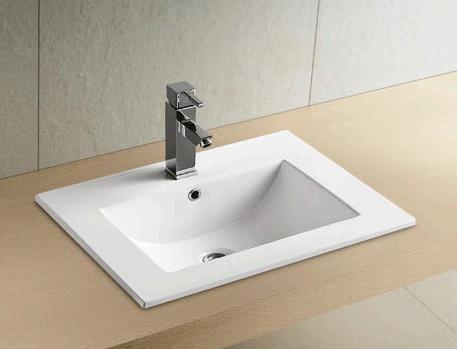 decorating a bathroom  -  wall mount vanity sink