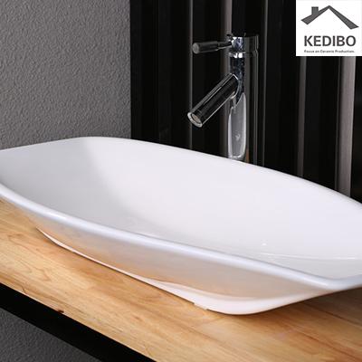 Casa Latina: How to Maximize Bathroom Space  -  small sink in bathroom