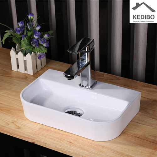 your guide to planning the master bathroom of your dreams  -  wall mounted basin sink
