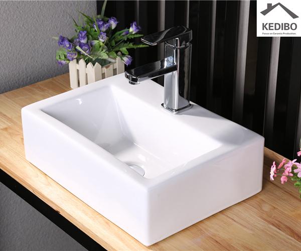 how to dissolve hair in a bathroom sink trap  -  long narrow bathroom sink