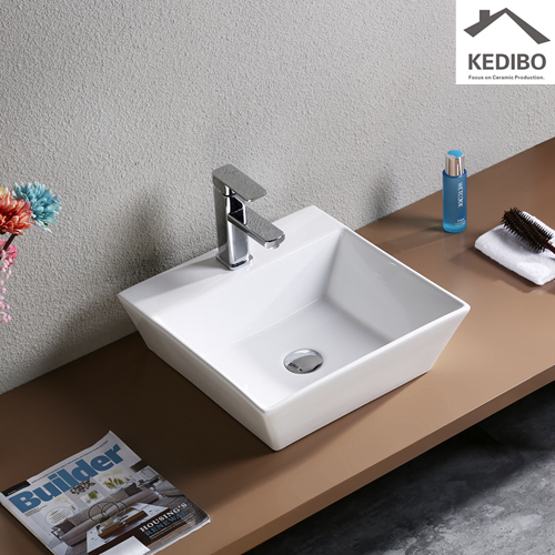 a throwback to a simpler life  -  cast iron wall mount bathroom sink