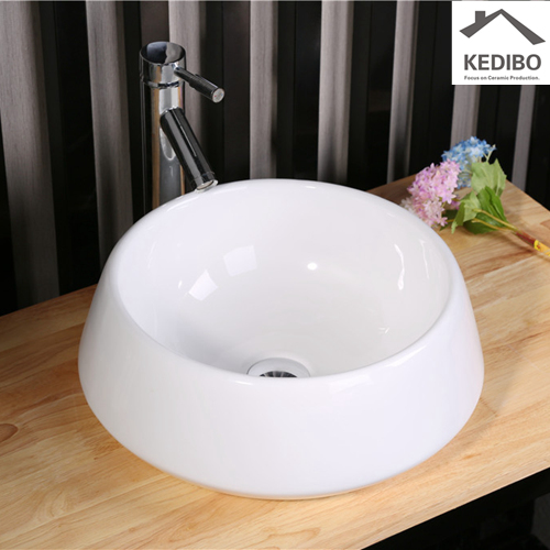-  shallow wash basin