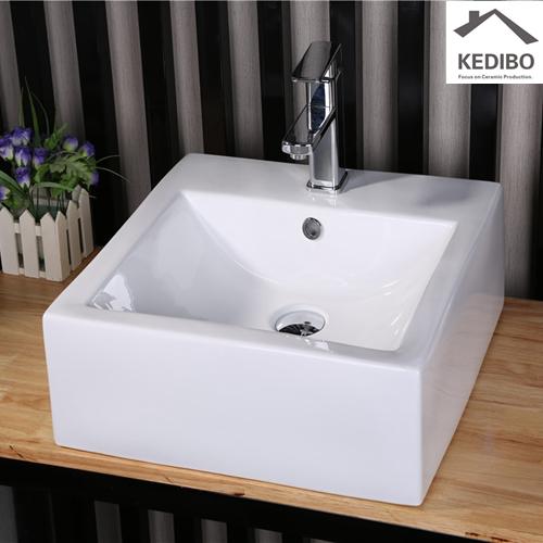 -  wall mounted vanity basin