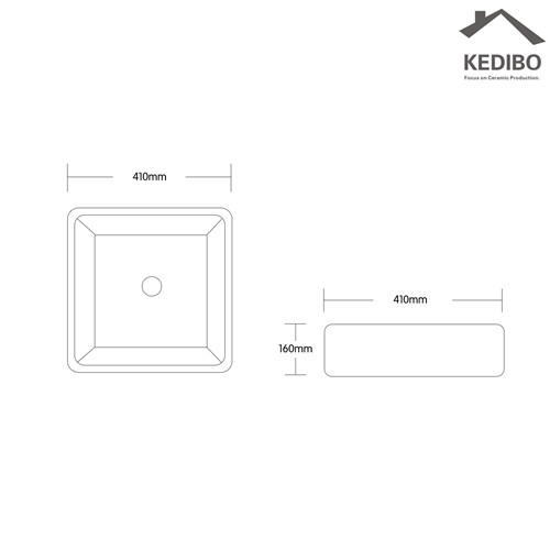 how your bathroom setting can make an impact on your brain  -  corner mount sink