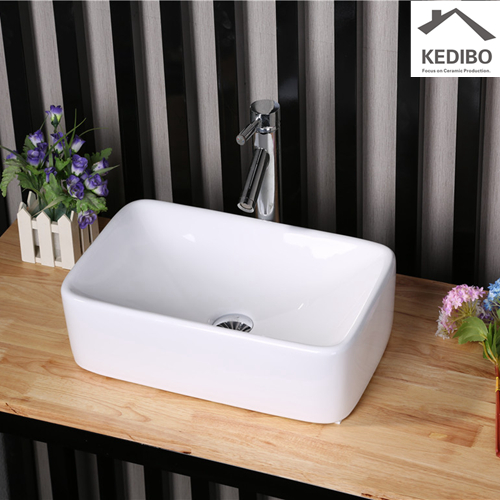 Repurpose your home decor  -  vintage style wall mount bathroom sink