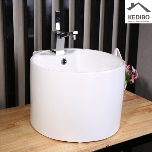 everything and the kitchen sink  -  wall mount sink no hole