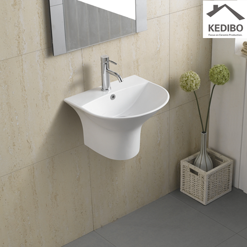 Karl Lohnes: A few decorating projects you still have time to complete  -  how to fit a wall hung basin
