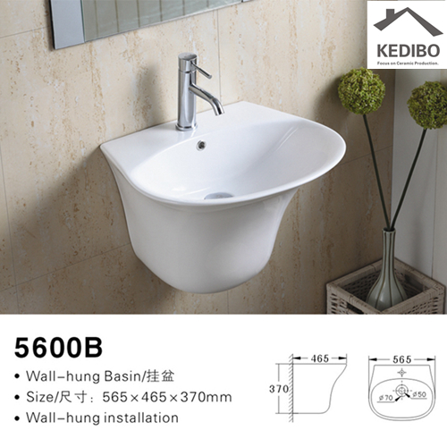 Travel: Winter shines and the snow is deep in Abitibi-Témiscamingue  -  vintage style wall mount bathroom sink