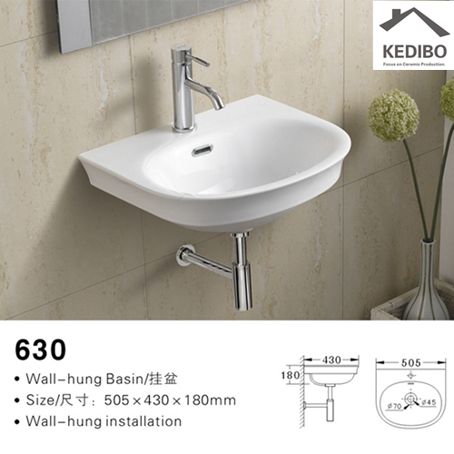 pop it  -  vintage wall sink