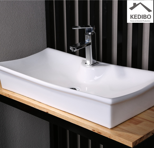 the beautiful game  -  how to fit a wall hung basin
