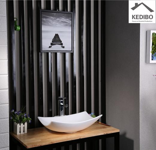 4 surefire tips to make your bathroom look fashion-forward  -  small bathroom wall sink