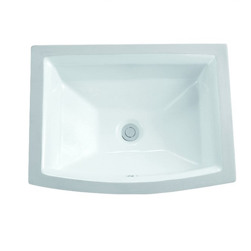 how to cut bathroom remodeling costs  -  wall mounted sink and vanity